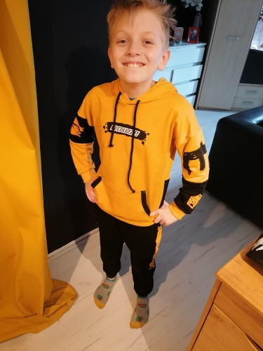 Toddler Boys Clothing Set Tracksuit Children Baby Girls Clothing Set Casual Sports Suits Boys Hoodie Jacket Pants Clothes 2020 photo review