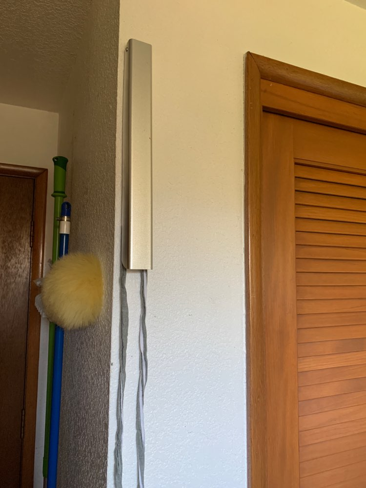 Retractable Drying Clothing Rack photo review
