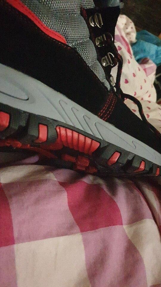 -- Segurança Sapatos Homens