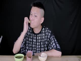 敬汉卿 挑战人类磨牙棒可食用餐具!感觉这东西做出来就是浪费粮食 超清(720P)-57-528