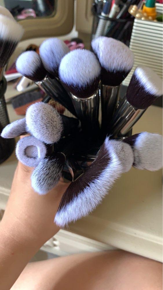 -- Maquiagem Cerdas Conjunto