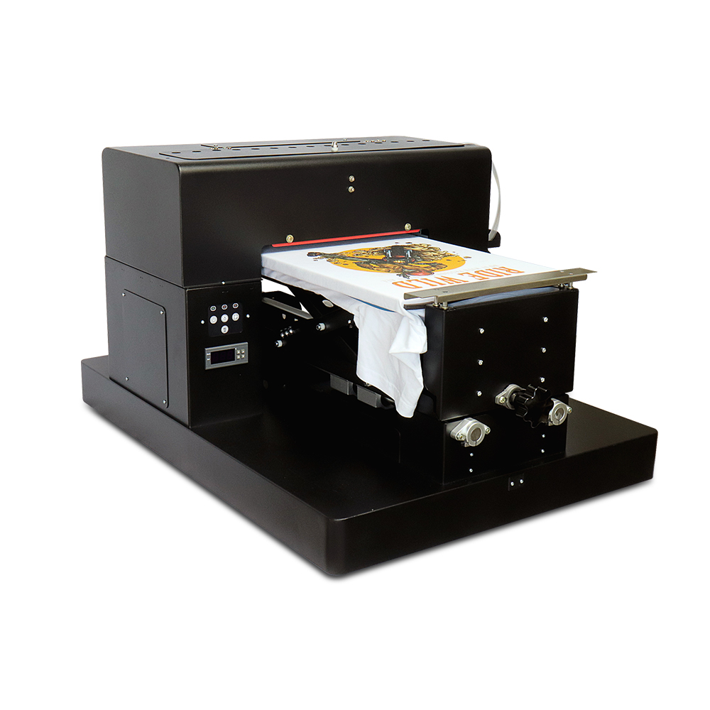 Multicolor A3-formaat DTG digitale kledingprinter rechtstreeks voor - Office-elektronica - Foto 3
