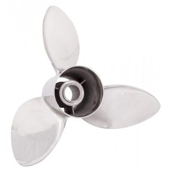Propeller 3x15.1x25, without sleeve, Solas, 9561-151-25 956115125