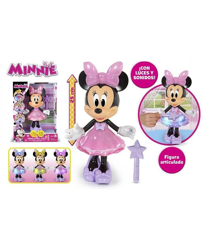 Minnie Magic Touch Interactive Toy Store Articles Created Handbook