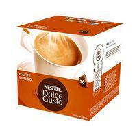Kahve kapsülleri Nescafé Dolce Gusto 98423 Lungo (16 uds)