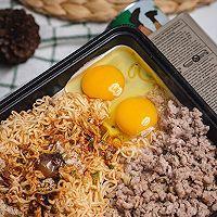超级好吃的泰式小吃猪肉末炒方便面的做法图解15