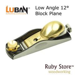 Qiangsheng Luban Niedrigen Winkel 12 ° Block Hand Flugzeug-Feinen Holz Block Flugzeug
