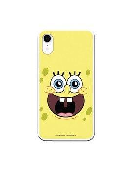 Funda para iPhone XR Oficial de Nickelodeon Bob Alegre - Bob Esponja