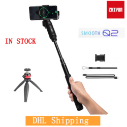 ZHIYUN  Smooth Q2 SmoothQ 2 3-Axis Handheld Gimbal Stabilizer for Smartphone iPhone X 8 Plus 7 6 SE Samsung Galaxy S9,8,7,6