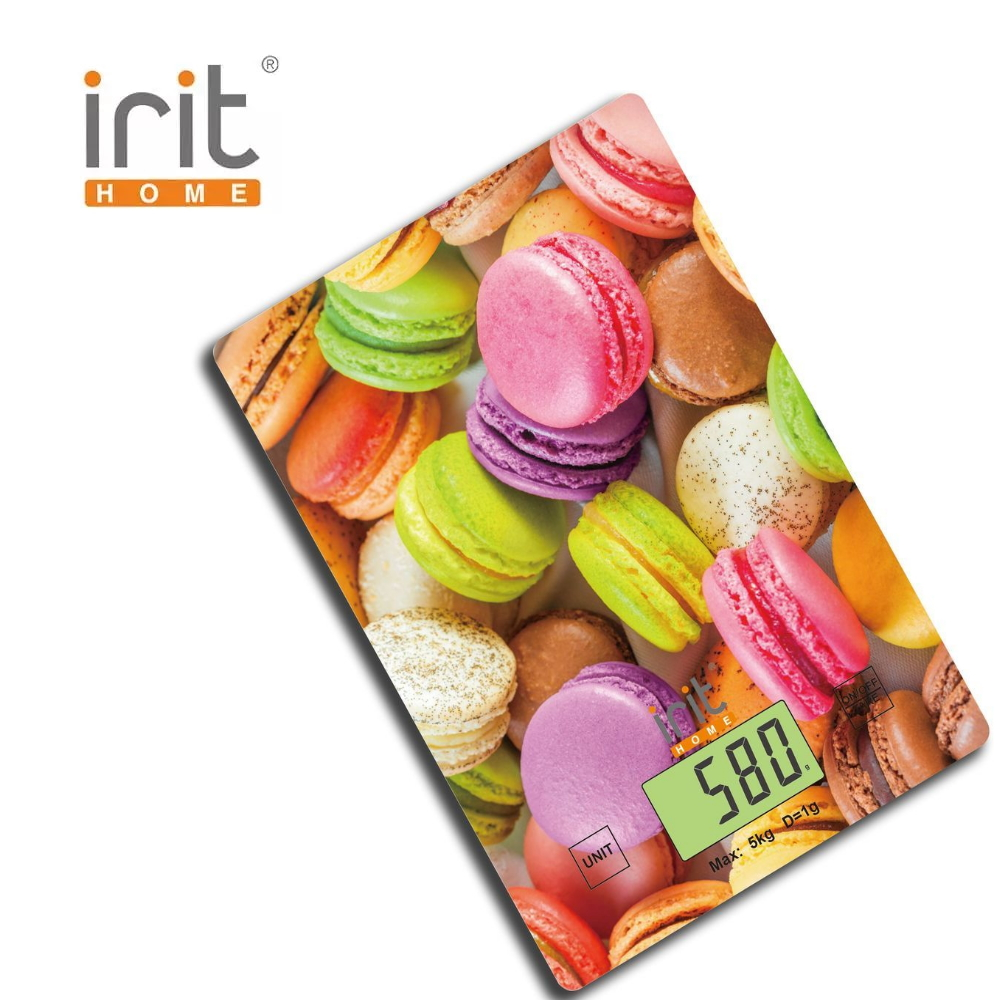 Scale kitchen electronic Irit IR-7126 Kitchen scale kitchen Measuring Tool Scales for kitchen Electronic scale new portable milligram digital scale 30g x 0 001g electronic scale diamond jewelry pocket scale home kitchen
