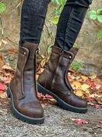 Chekich CH027 İpk St Brown Men Boot