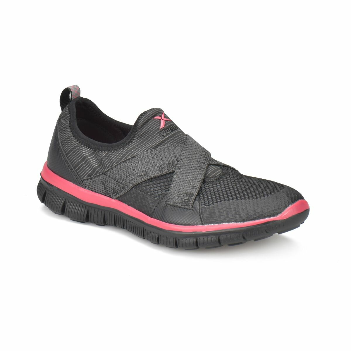 FLO MILA Black Women Comfort Shoes KINETIX