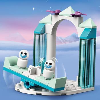 Конструктор LEGO Disney Frozen Зимняя сказка Анны и Эльзы 6