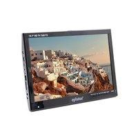 Eplutus EP 143T 14,1 дюймовый портативный телевизор DVB-T2 цифровой и аналоговый мини маленький автомобильный телевизор