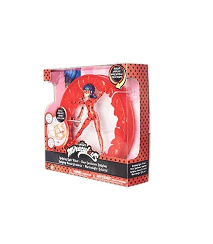 Doll Ladybug With Rotating Wheel Toy Store