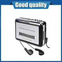 Player Converter-Capture-Recorder Tape-Pc Audio Music Super-Cassette Digital Portable