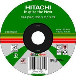 Círculo de HITACHI 230х2х22 A36 gato 25 uds