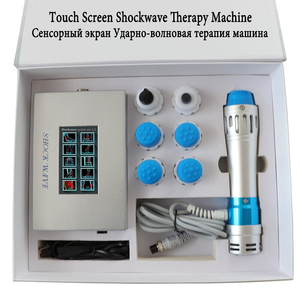 2020 New ESWT Extracorporeal Shock Wave Therapy Machine With 7 Heads Pain Relief Lattice Ballistic Shockwave Pain Physiotherap(China)