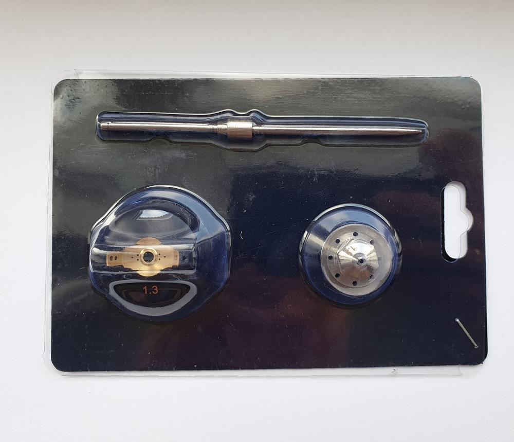 Дюза, Игла, Голова запчасть для краскопульта R3100 1,3 мм или 1,4 мм LVMP (RP),