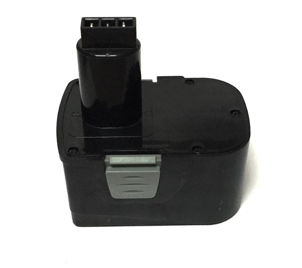 Las baterías se adaptan al tipo de: interskol 14,4 V, a la altura de los tobillos