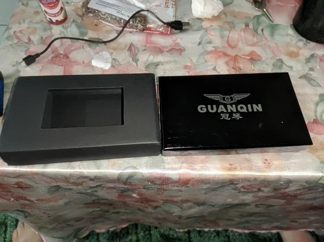 -- Relógio Guanqin Masculino