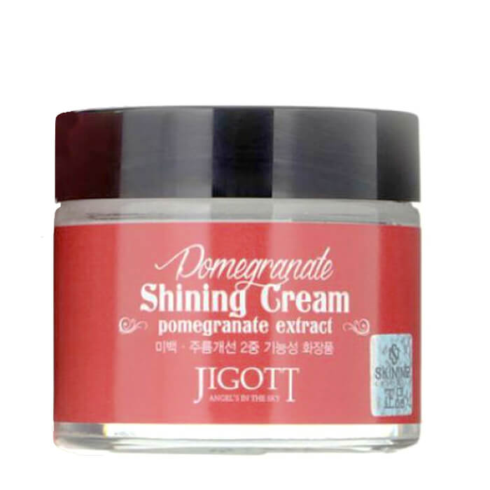 Face Cream Jigott Pomegranate Shining Cream