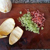 宝宝橙香土豆如意卷的做法图解2