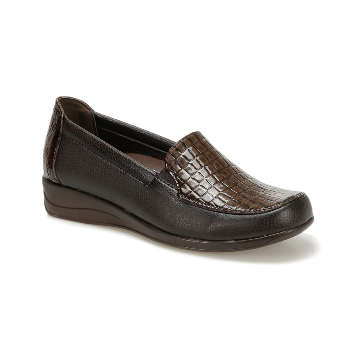 FLO 72.109016.Z Brown Women 'S Shoes Polaris 5 Point