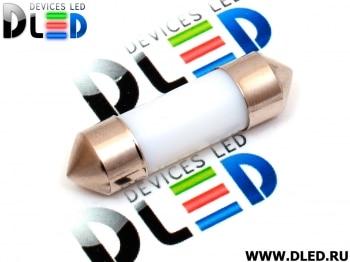 1pcs LED Car Lamp C5W FEST - 12 HP