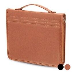 Zippered document holder 143511