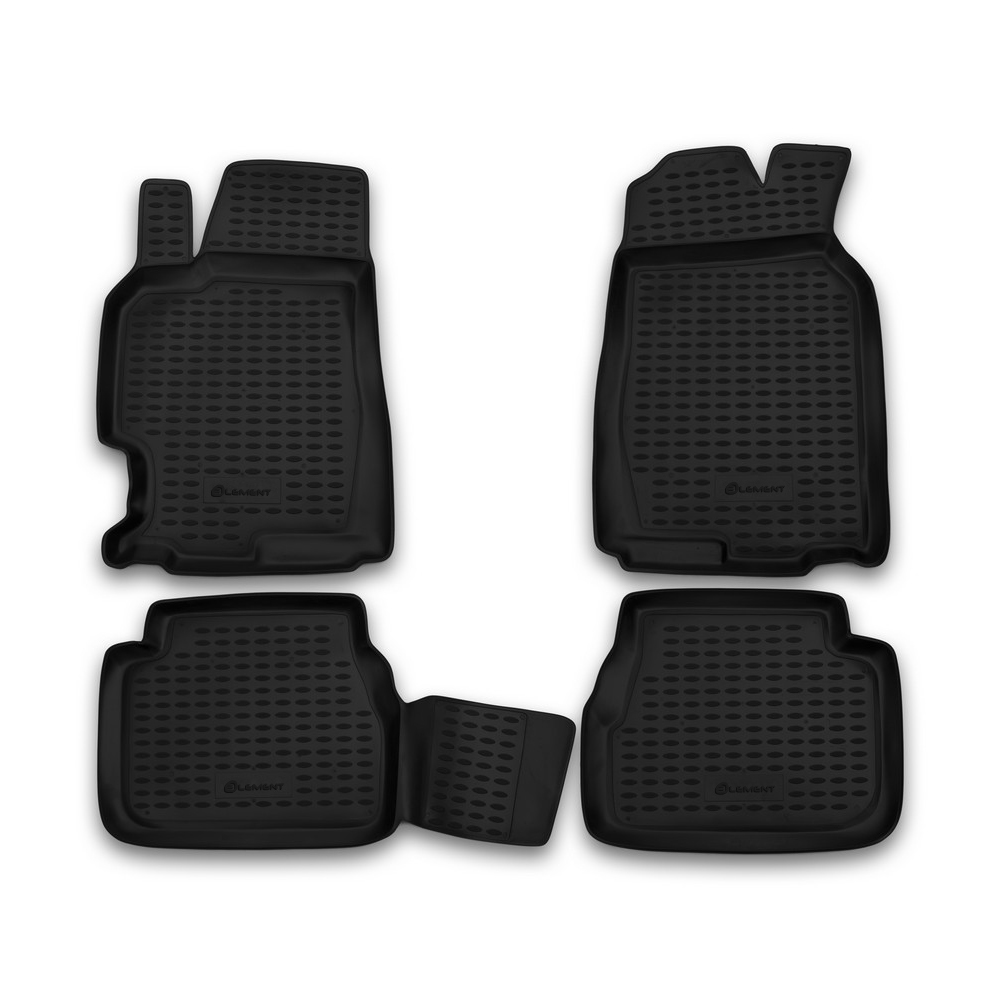 Floor Mats For MAZDA 6 2002-2007, 4 PCs NLC.33.02.210