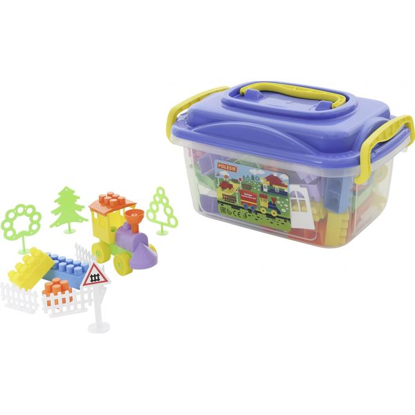 Constructor Builder (138 items) (container) in stock free shipping adm236ljr adm236 sop in stock 5pcs lot ic