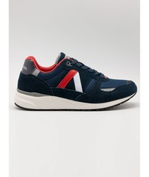 Sneakers sneaker Brand GOOSE CAVALIER Original Blue color for Men Sports Comfortable Fashion