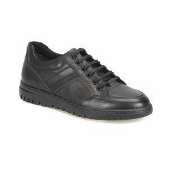 FLO 8868-1671 Schwarz Männlichen Schuhe Oxid