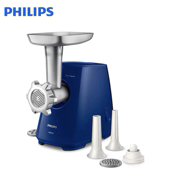 Meat grinder Philips HR2722/10 electric philips hr2722 10 blue мясорубка