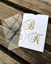 Tarjeta de Evento de Navidad de fiesta de boda personalizada, tarjeta de invitación de cumpleaños hecha a mano, 100 Uds.