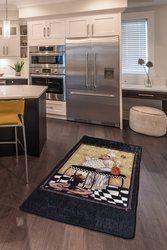 Bufor wysokiej jakości dywaniki salon | wiele różnych rozmiarów | wewnątrz naszego sklepu | dywanik dekoracyjny szefa kuchni w Dywany od Dom i ogród na