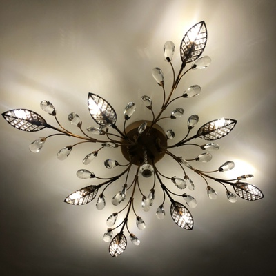 -- Luminária Luminária Lustre