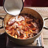 经典法式红酒炖牛肉的做法图解8