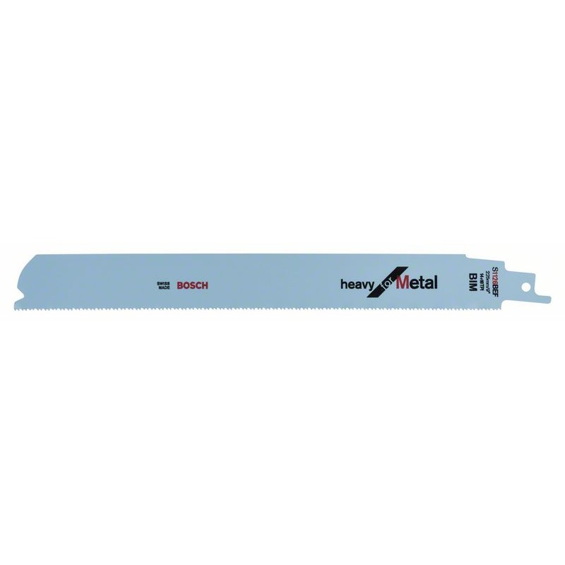 BOSCH-saw Blade Sable S BEF 1126 Heavy For Metal