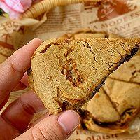 免打发搅一搅就能做的红糖烤年糕的做法图解9