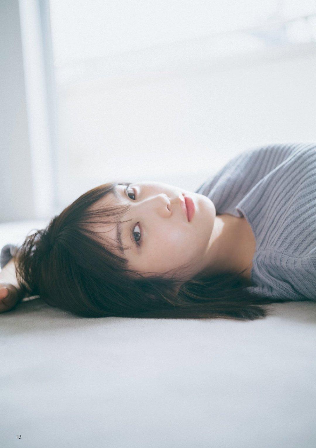 BUBKA 2021年5月号 与田祐希插图9