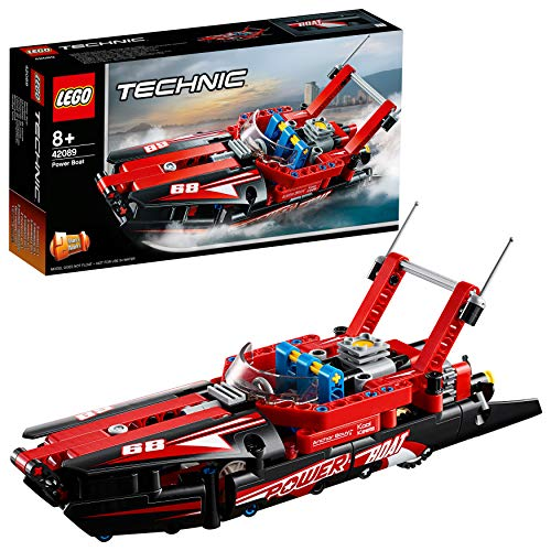 <font><b>LEGO</b></font> Technic-competition boat, funny toy boat model 2 in 1 to build (<font><b>42089</b></font>) image