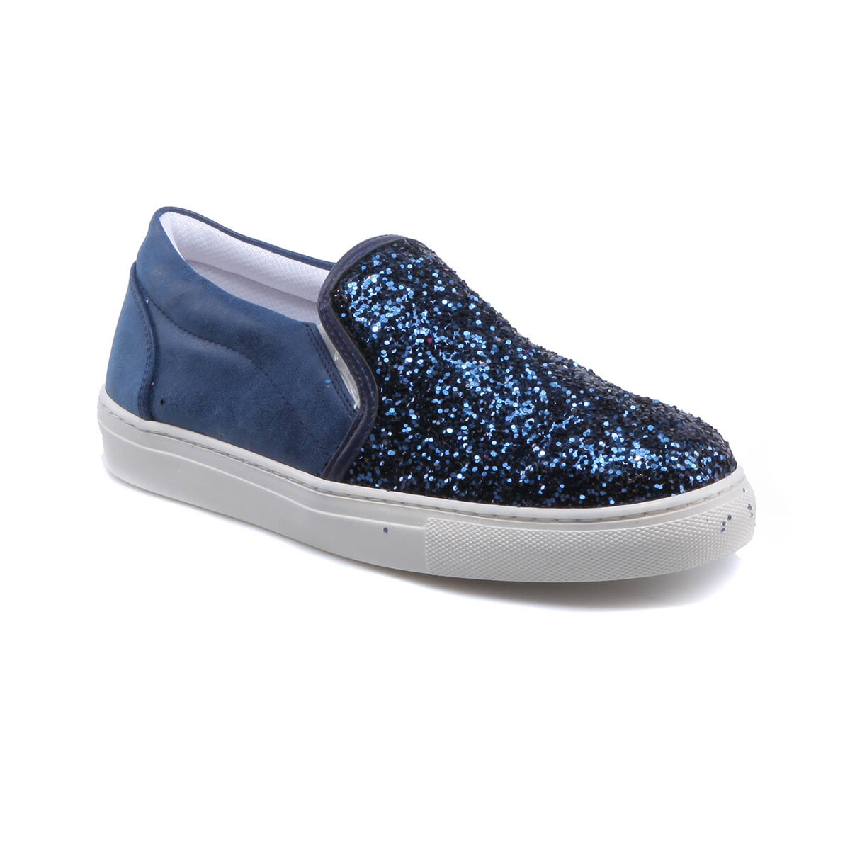 FLO MA15 Navy Blue Women 'S Slip On JJ-Stiller