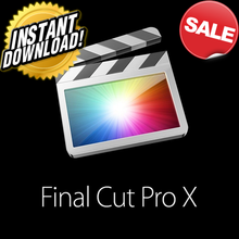 Final Cut Pro 10.5.2 [MAS] macOS 10.15.6 and newer
