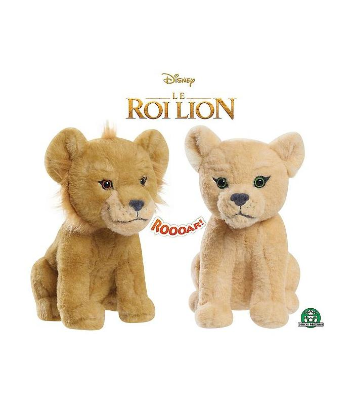 Lion King Live Action Bean Plush + Sound Sold Separately Toy Store