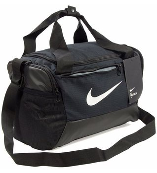 Nike Brasilia Training Duffel Gym Bag Men Women Outdoor Waterproof Sports Fitness Travel Handbag Yoga Mat Crossbody Trip Camp