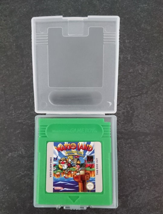For Nintendo GBC Video Game Cartridge Console Card Super Mari Land 3 English Language Version photo review