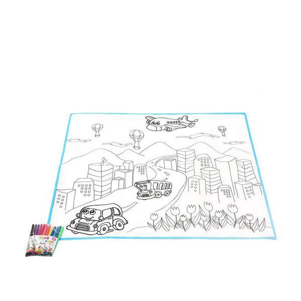 Carpet Diy Fantastic Color City 111330