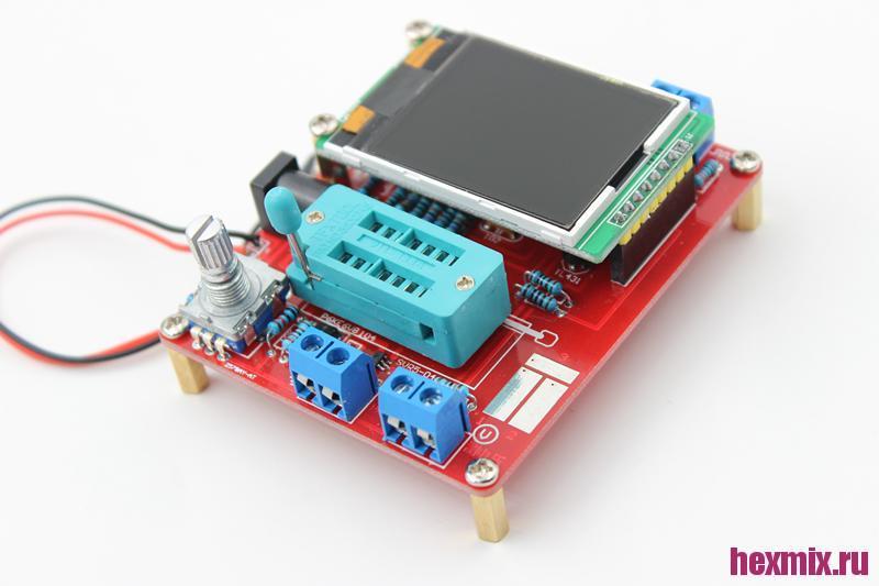 ESR Tester Gm328 Transistor Tester